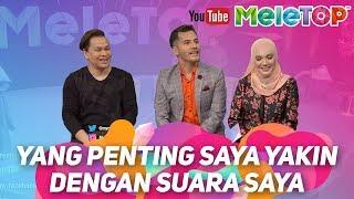 Yang penting saya yakin dengan suara saya | Abang Nak tegur 2.0 | Datuk Aliff Syukri & Dato' Norman