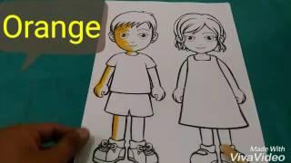 getlinkyoutube.com-How to dredging the crayons (teknik kerik pada krayon)