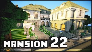Minecraft - Mansion 22