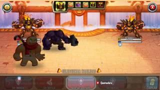 getlinkyoutube.com-Lucha contra otros jugadores de Monster legends