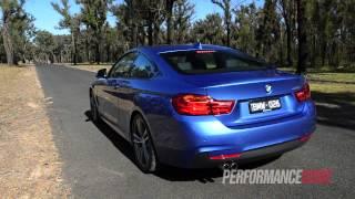 getlinkyoutube.com-2014 BMW 428i M Sport 0-100km/h & engine sound