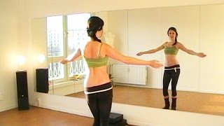 HIP LIFTS - BELLYDANCE ESSENTIALS 1 - learn how to dance with Coco!