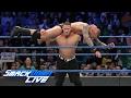 John Cena vs. Randy Orton: SmackDown LIVE, Feb. 7, 2017