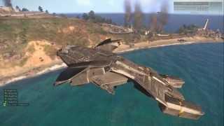 getlinkyoutube.com-EPIC ARMA- Halo Invasion