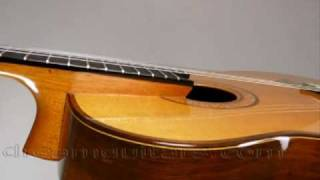 getlinkyoutube.com-1987 Thomas Humphrey Guitars Millennium - Classical Guitar