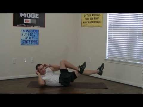 10 Minute 6 Pack Workout - HASfit Six Pack Exercises - Six Pack Workouts - 6 Pack Exercise Work Out