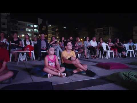 30 AĞUSTOS ZAFER BAYRAMI ETKİNLİKLERİ - İZMİT'TE YILDIZLARIN ALTINDA FİLM GÖSTRİMİ