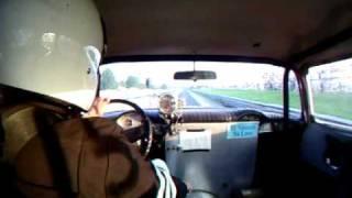 4 speed 55 chevy