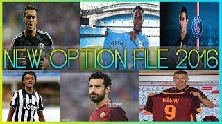 getlinkyoutube.com-PES2013  • New Option File Season• 2015- 2016
