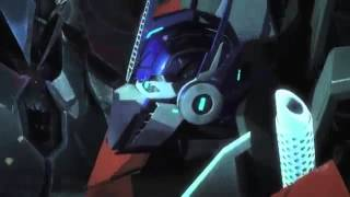 getlinkyoutube.com-Transformers Prime- New Divide