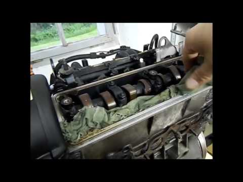 VW LUPO POLO GOLF 6N1 прокладкой крышки клапана ЗАМЕНА. (Русский)