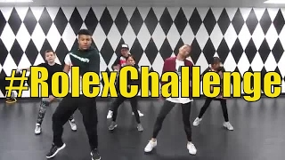 getlinkyoutube.com-Prodigy Dance Crew | #ROLEXchallenge | 'Rolex' Ayo & Teyo Dance