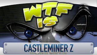 getlinkyoutube.com-► WTF Is... - CastleMiner Z ?