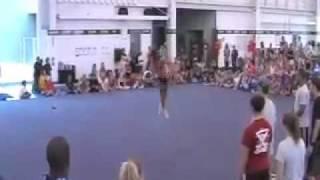 getlinkyoutube.com-Best Cheerleader on the planet?