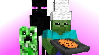 getlinkyoutube.com-Monster School: Baking (Minecraft Animation) - MinecraftProduced