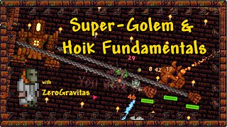 getlinkyoutube.com-Super-Golem! & Hoik Fundamentals (Terraria 1.2.4.1)
