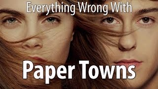 getlinkyoutube.com-Everything Wrong With Paper Towns In 15 Minutes Or Less