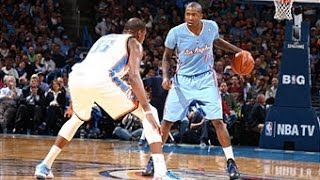 getlinkyoutube.com-Duel: Jamal Crawford vs. Kevin Durant