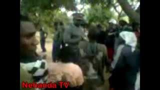 getlinkyoutube.com-Police rescue Minister Chombo from angry Zanu PF protestors