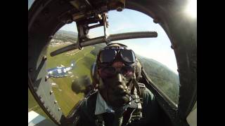 getlinkyoutube.com-Inside display flying Spitfire,  Hahnweide airshow, sept 2011.
