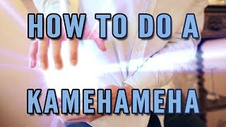 getlinkyoutube.com-How To Do A Kamehameha!