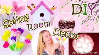 getlinkyoutube.com-5 DIY Spring Room Decor Ideas – Easy DIY Room Decorations For Spring