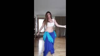 getlinkyoutube.com-Shik Shak Shok Belly Dance by Cassandra Fox