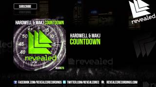 getlinkyoutube.com-Hardwell & MAKJ - Countdown [OUT NOW!]