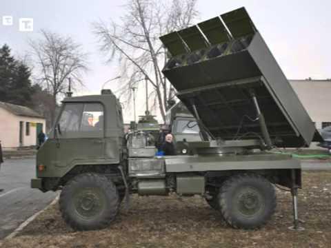 Miloradovic o raketnom sistemu ALAS   Serijska proizvodnja raketa ALAS za dve godine   Video galerija   Tanjug
