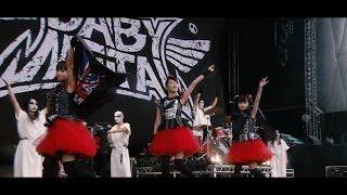 getlinkyoutube.com-BABYMETAL - Ijime,Dame,Zettai - Live at Sonisphere 2014,UK (OFFICIAL)
