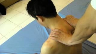 getlinkyoutube.com-Thara Thai Massage : Stiff Neck Treatment