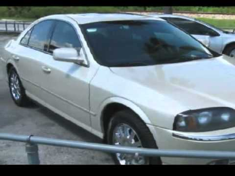 lincoln ls shop manual download