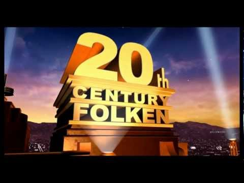 20th Century Fox Classic intro HD 3DS max
