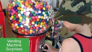 getlinkyoutube.com-Vending Machine Surprises