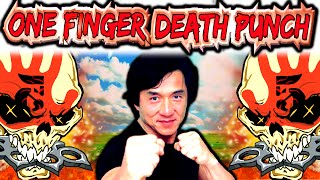 getlinkyoutube.com-One Finger Death Punch - KUNG FU FINGERS