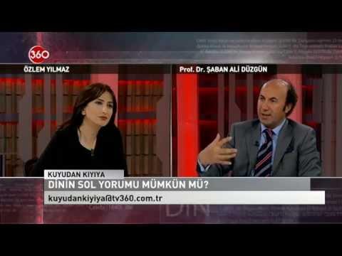 """""""Din afyondur"""" dedi ama neden? / Prof.Dr. Şaban Ali Düzgün / Özlem Yılmaz"""