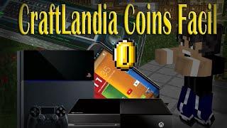 getlinkyoutube.com-Craftlandia Mini Games, Super dicas para ganhar coins rápido e facil