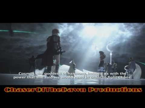 HD {ENGLISH Voices} Dissidia 012: [duodecim] FINAL FANTASY **Final Trailer**