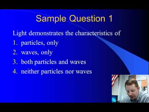 High School Physics: Wave-Particle Duality