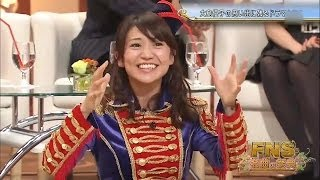 getlinkyoutube.com-【放送事故】 大島優子のトークに木村拓哉「ふざけんな!」マジギレ AKB48 AKB