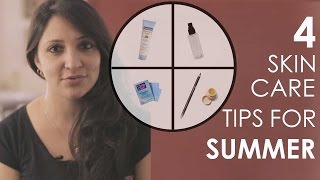 4 Summer Beauty Tips