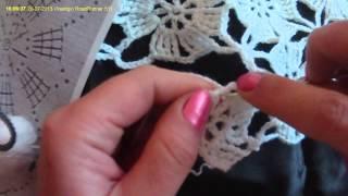 getlinkyoutube.com-Вязание крючком из мотивов ч.1.  Crochet motifs of Part 1.