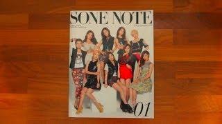 getlinkyoutube.com-SNSD Official Japan Newsletter Sone Note Vol.1 ꒰⑅ᵕ༚ᵕ꒱˖♡