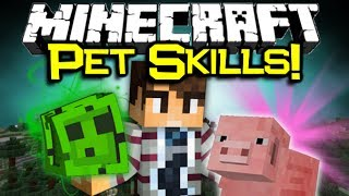 getlinkyoutube.com-Minecraft USEFUL PETS MOD Spotlight! - Super Slimes & Power Pigs! (Minecraft Mod Showcase)