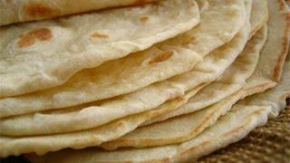 getlinkyoutube.com-Flour Tortillas from Scratch وصفة خبز التورتييا في المنزل
