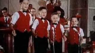 The Osmond Brothers at Disneyland