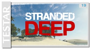 getlinkyoutube.com-Testar Stranded Deep (Swedish)