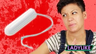 flushyoutube.com-Women Go Without Period Products For A Day • Ladylike
