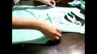 getlinkyoutube.com-*DIY* Transforma tus Blusas♥
