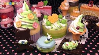 getlinkyoutube.com-Whipple Mix Cream Party Set ホイップる ミックスクリームパーティーセット #2